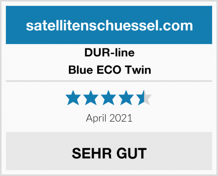 DUR-line Blue ECO Twin Test