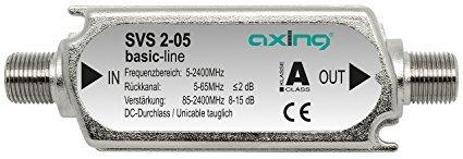 Axing SVS 2-05