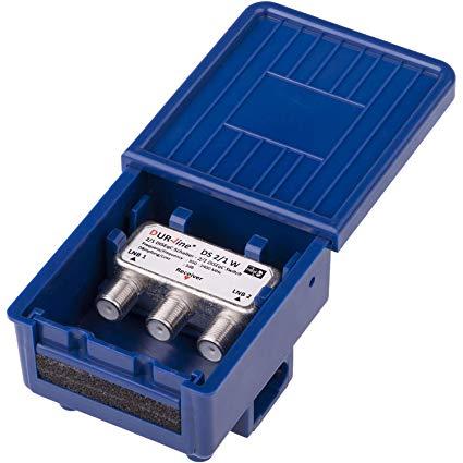 DUR-line 2/1 DiseqC Schalter