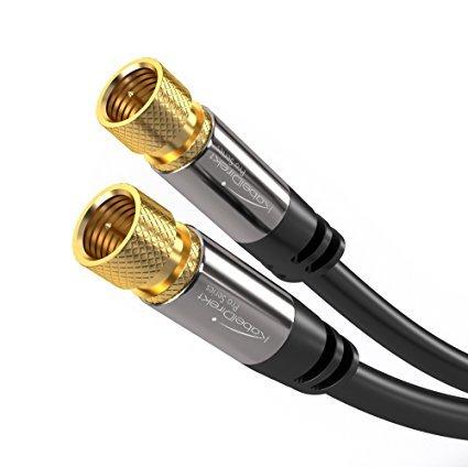 KabelDirekt SAT Kabel - 2m