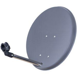 Kleine Satellitenschüsseln