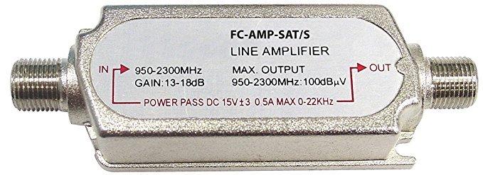 König FC-AMP-SAT/S