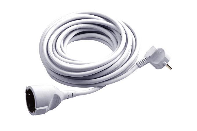 Meister Schutzkontakt-Verlängerung - 5 m Kabel