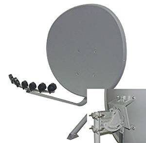 Multifeed Antennen