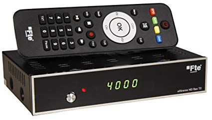 No Name Fte maximal eXtreme HD flex T2 DVB-T2 HD Receiver
