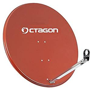 Octagon Satellitenschüsseln