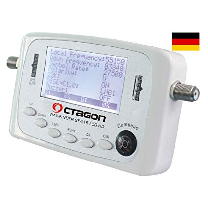 Octagon SF 418 HQ Satfinder