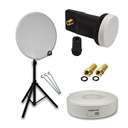 premiumx camping digital sat anlage satellitensch ssel. Black Bedroom Furniture Sets. Home Design Ideas