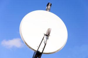Wie groß sollte eine Satellitenschüssel sein
