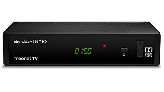 Sky Vision 150 T-HD – DVB-T2 Receiver