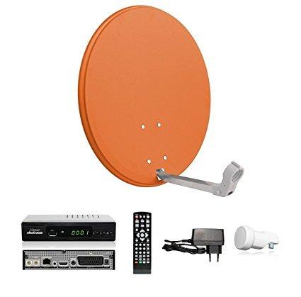 Skymaster Digitale Single Sat-Anlage 60 cm