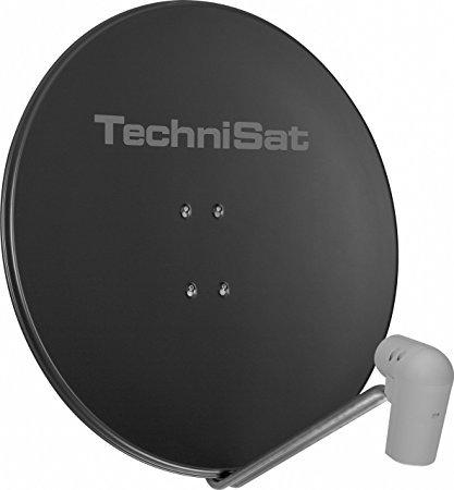 Technisat SATMAN 850 Plus und UNYSAT-Quattro-Switch-LNB (4 Teilnehmer)