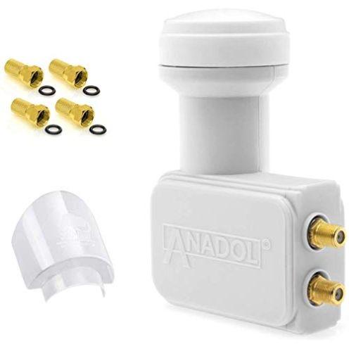 Anadol Gold-Line Digital Twin LNB