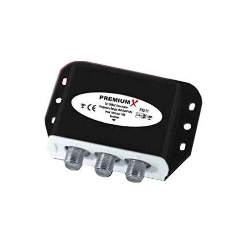 PremiumX PXD-21 DiSEqC Schalter