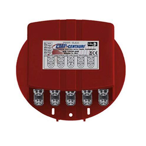 EMP S 8/1PCP-W2 - 9/1 DiSEqC-Schalter
