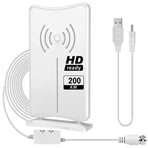 Avis DVB-T1/T2 HD Antenne