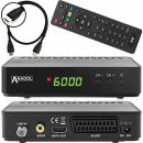 Anadol HD 200 Plus HD HDTV digitaler Satelliten-Receiver
