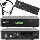 Anadol HD 200 Plus HD HDTV digitaler Satelliten-Receiver