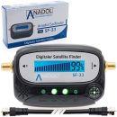 Anadol SF33 LCD Satfinder