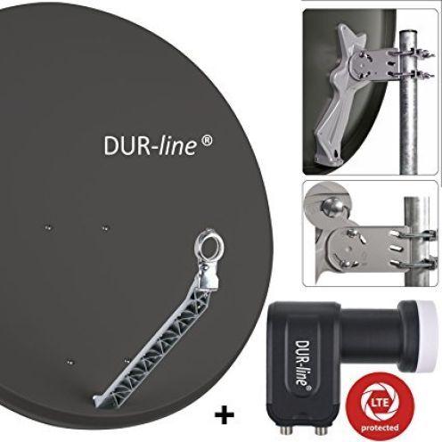 DUR-line Select 85/90 Anthrazit