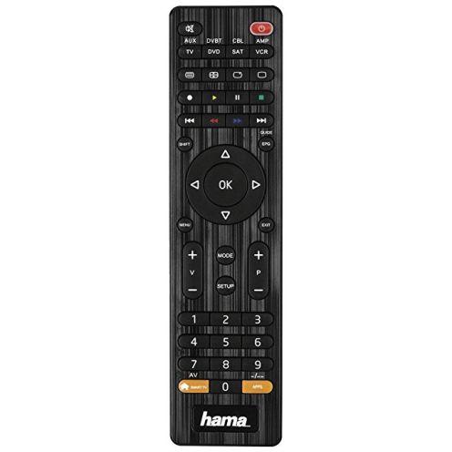 Hama Universal Fernbedienung 8-in-1 Smart TV