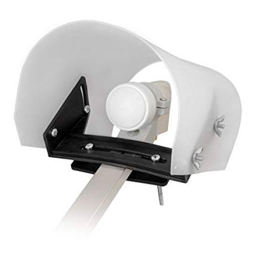 HB-DIGITAL LNB Wetterschutzhaube weiße Kappe