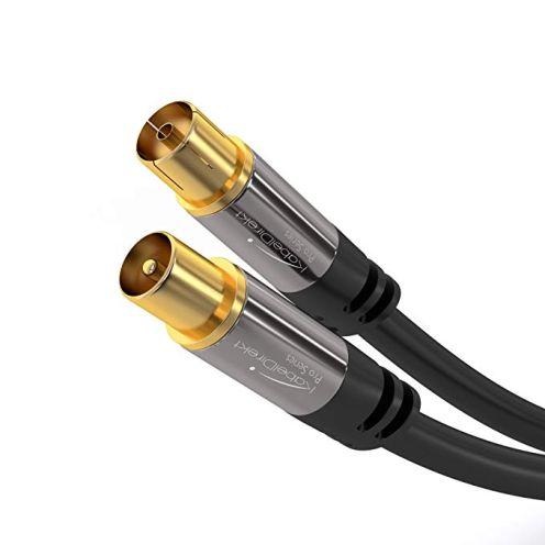 KabelDirekt Antennenkabel - 2m