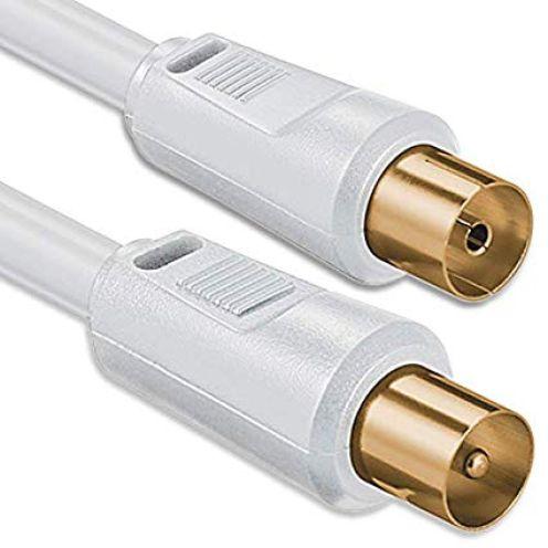1 aTTack Koaxial Anschluss Kabel Antennenkabel