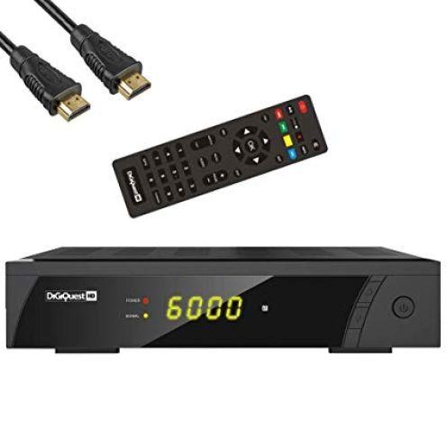 DigiQuest 8010HD digitaler Full HD Satellitenreceiver