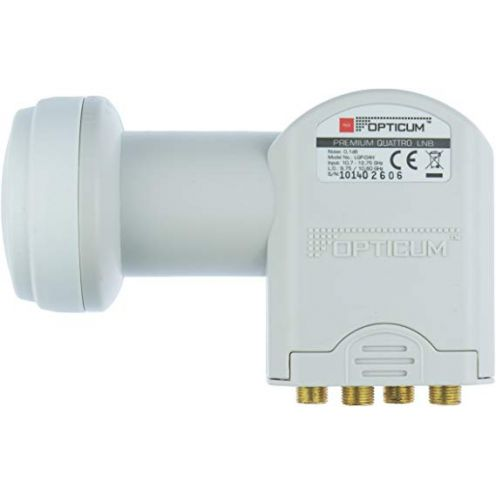 Opticum Quattro LNB - LRP-04H