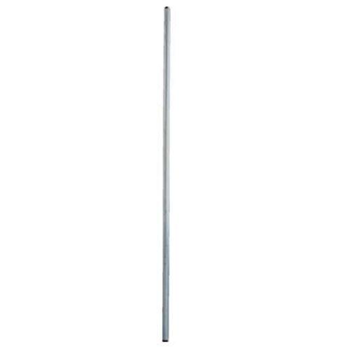 Premiumx Antennenmast 2 m Stahl