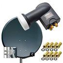PremiumX Digital SAT Anlage 80cm