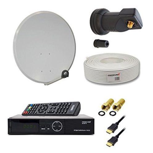 Premiumx Digitale HD Sat Anlage 60cm