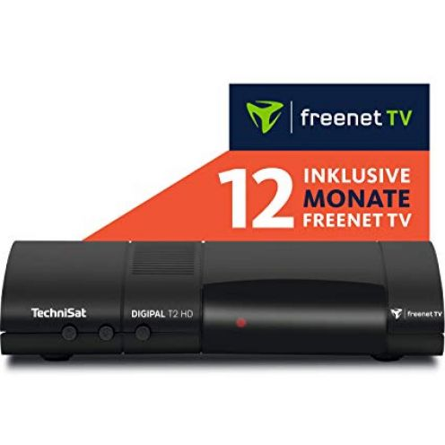 Technisat Digipal T2 freenet TV DVB-T2 Receiver