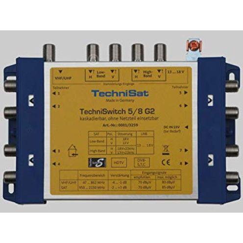 Technisat TECHNISWITCH 5/8 G2