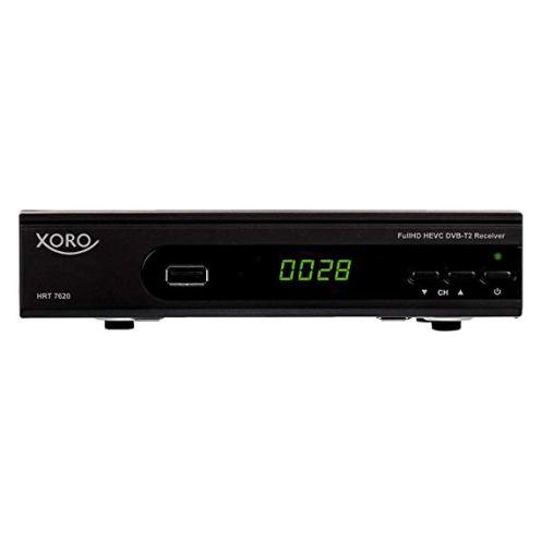 Xoro HRT 7620 KIT Full HD HEVC DVBT/T2 Receiver
