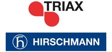 Triax-Hirschmann Satellitenschüsseln