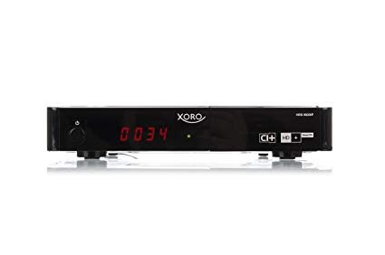 Xoro HRS 8820 IP Digitaler Satelliten-Receiver
